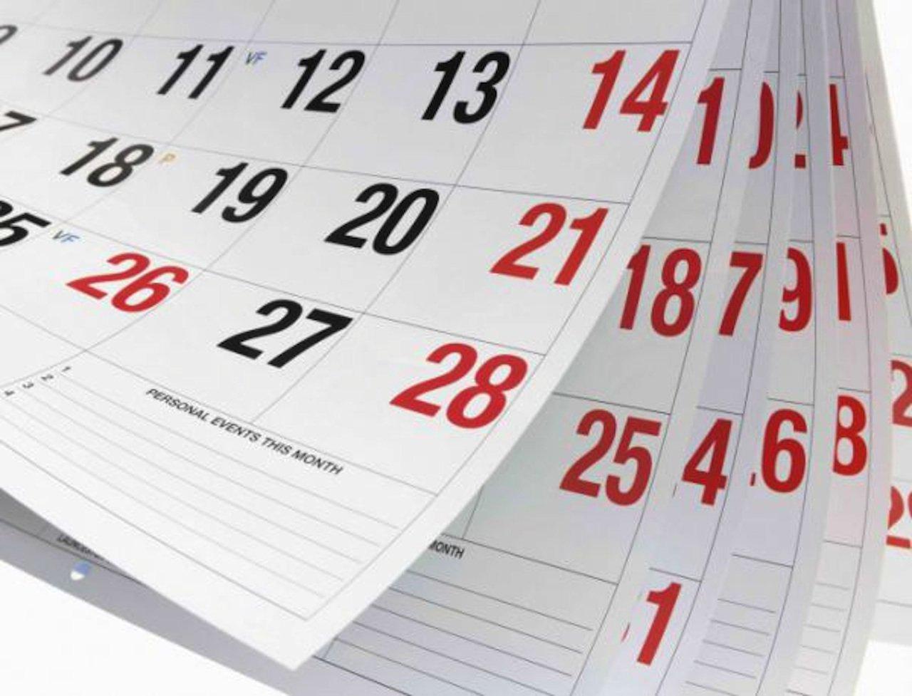 Почивни дни и обработване на поръчки през месец Май