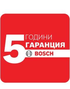 Промоционални модели на Bosch с 5 години гаранция